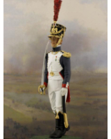 NF2100-01 Captain 1811-1813 Painted