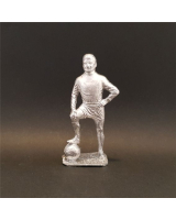No.109 Footballer - Kit, unpainted Scale 1:32/ 54mm