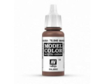 AV Vallejo Model Color VAL846 - Mahogany Brown - Paint