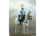 NF6105-12 Trumpeter 1810-1812 Painted