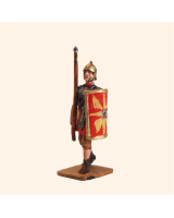 AR4 Legionary marching 25mm Foot Kit