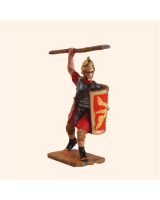 AR5 Legionary throwing pilum 25mm Foot Kit