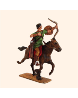 ARC6 Late Roman Horse Archer 25mm Mounted Kit
