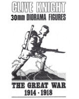 30mm Clive Knight Diorama Figures Catalog