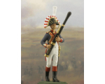 NF1091-01 Bassoon player Year 1810 Painted