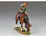 WS144 Mounted Cossack Scout King and Country