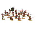 30mm Kilia - 001 - British Infantry Highlanders 1815 - Painted