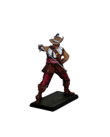 DO-J-004 The Duelist - Digital-Sculpt-Figures - 54mm Painted