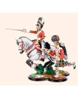 TG54 06 Royal Scots Greys Officer and 92nd Highlander Kit