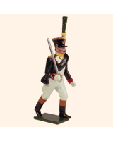 0725 1 Toy Soldier Voltigeur Officer Kit