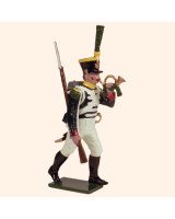 0725 2 Toy Soldier Voltigeur Cornet Kit
