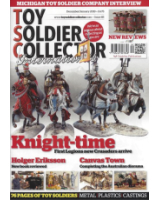 Toy Soldier Collector Magazine Issue 85 Knight-time First Legions new Crusaders arrive