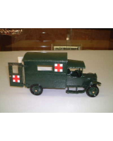 Thorneycroft Ambulance Painted in Gloss