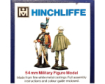 F52 Model Soldier - French Napoleonic Chasseur a Cheval NCO in Sunday Walking out dress  - Unpainted