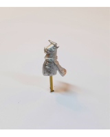 No.209 Head, Richard Earl of Westmorland - Kit, unpainted Scale 1:32/ 54mm