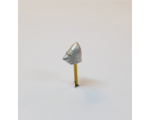 No.225 Head, Charles Comte d Alencon - Kit, unpainted Scale 1:32/ 54mm