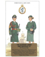 Post Cards Geoff White Ltd. No. GE-17 - The Support Arms and Service Part 2