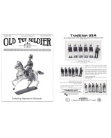 Old Toy Soldier Magazine 1989 Volume 13 Number 4 - Collecting Napoleons Generals