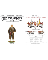 Old Toy Soldier Magazine 2010 Volume 34 Number 2 TIMPO GI'S