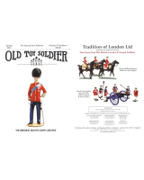 Old Toy Soldier Magazine 2011 Volume 35 Number 1 The Britians Selwyn-Smith Archive