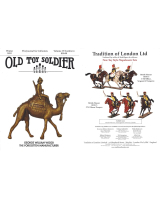 Old Toy Soldier Magazine 2012 Volume 35 Number 4 George William Wood The Forgotten Manufacturer