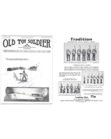 Old Toy Soldier Magazine 1985 Volume 9 Number 6 - The Herald Models Story