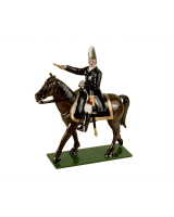 735 Toy Soldier Set The Duke of Wellington mounted on Copenhagen Painted