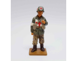 Del Prado 057 Medic 94th Infantry Division USA 1945 Painted