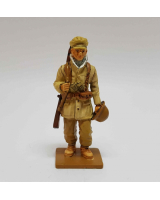 Del Prado 058 Volunteer 15 Battalion International Brigade Spain 1937 Painted