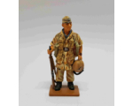 Del Prado 059 Jäger Airborne Troops Germany 1945 Painted