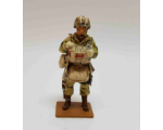 Del Prado 061 Sergeant 506th Parashooter Infantry Regiment Painted