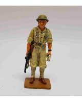 Del Prado 065 1st Lieutenant Cavalry Philippines USA 1942 Painted