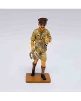 Del Prado 068 Captain Royal Fusiliers Desert Army 1942 Painted