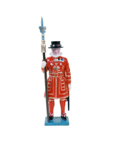 0505 Toy Soldier Set Beefeaters Painted