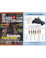Toy Soldier Collector Magazine Issue 90 - The last Kingdom The Viking and Saxon Wars
