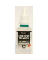VAL-061 - AV Vallejo Model Air - Thinners 30ml - Paint