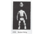A16 - Seated Bolg - Unpainted