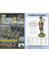 Toy Soldier Collector Magazine Issue 91 - At the Eastern Front Thomas Gun