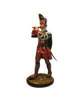 AS90 48 Fifer 51st Regiment of Foot 1759 Painted