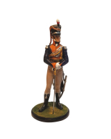 CS90 17 Officer Light Dragoons Painted
