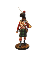 CS90 19 Private The Black Watch 42nd Highlanders 1815 Kit