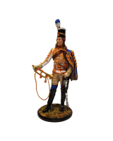 RC90 059 Trumpeter of Hussars Painted