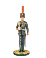 DM90 05 Drum Major Royal Artillery Painted
