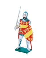 K25 Toy Soldier Set Thomas Beauchamp KG Painted