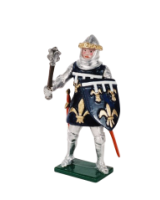 K28 Toy Soldier Set Charles Duke of Orleans Painted
