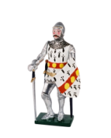 K31 Toy Soldier Set Sir Thomas Dagworth Painted