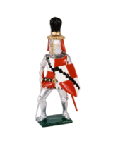 K33 Toy Soldier Set Sir Neel Lorying Painted