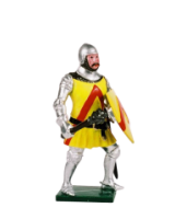 K35 Toy Soldier Set Ralph Lord Stafford Painted