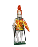 K36 Toy Soldier Set Owen Glendower Painted