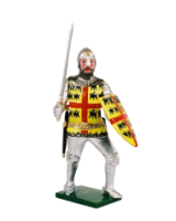 K39 Toy Soldier Set Charles de Montmorency Constable of France Painted